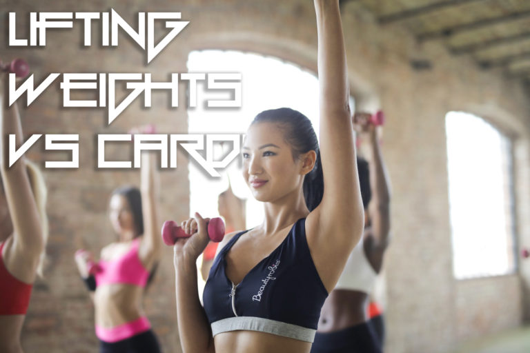 Is it Better to Lift Weights or Do Cardio